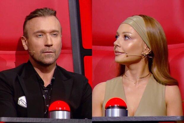 Тина Кароль и Олег Винник / скриншот из видео