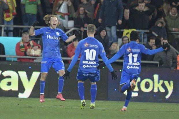 Безус героїчно вивів Гент у фінал Кубка Бельгії: відео