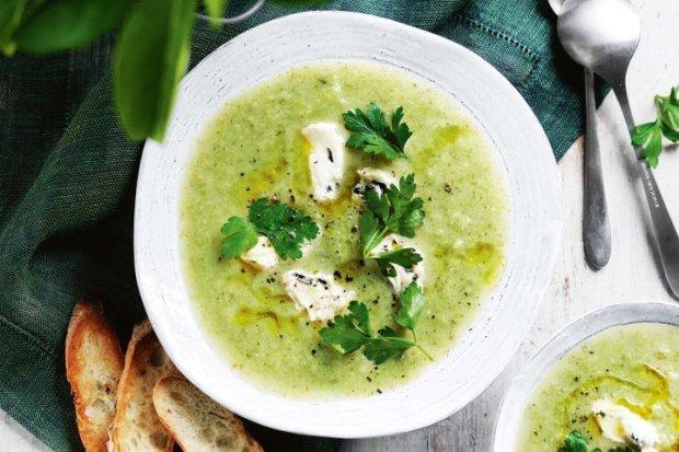 Рецепт нежнейшего сырного крем-супа с горохом
