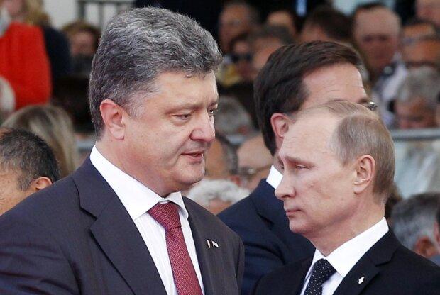 У мережі порівняли фото молодих Порошенка і Путіна: кого нагадали ...