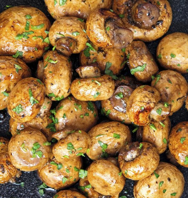 Альтернатива мясу: рецепт шампиньонов, который оценят не только веганы