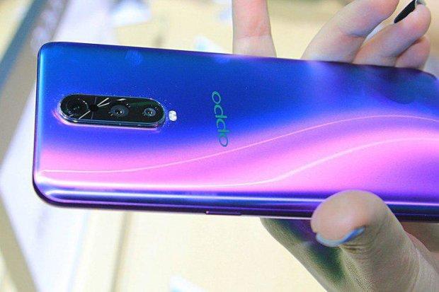 Oppo покажет смартфон с лучшей камерой в мире