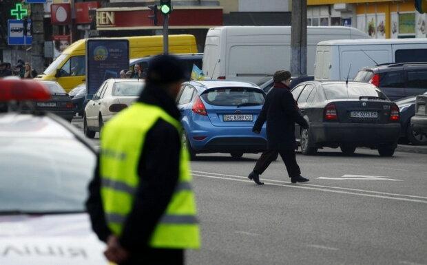 Порушення ПДР, фото: Вголос