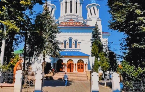 Чернівчанин зняв відео до Дня міста, скріншот