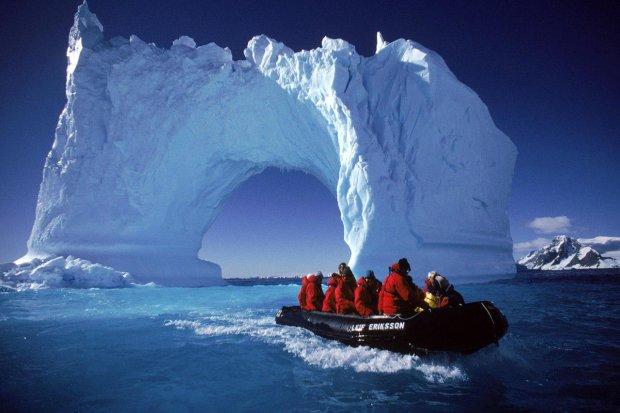 Українка перемогла двадцять чоловіків і підкорила Антарктиду: унікальний рекорд