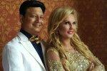 Камалія з чоловіком, фото: Viva!