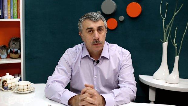 Не навредите: Комаровский развеял миф об иммунитете малышей