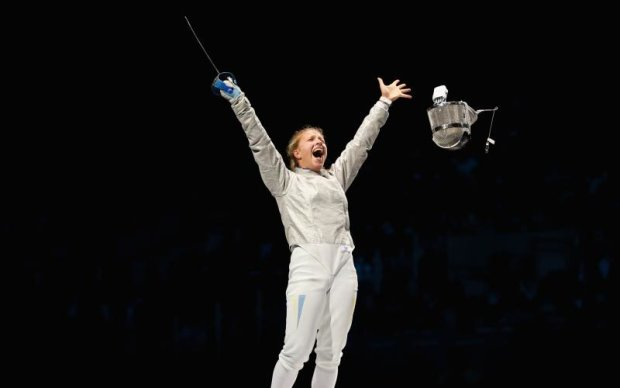 Украинка стала чемпионкой мира по фехтованию