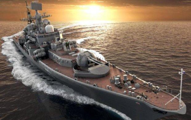 Флот Путина ворвался в Азовское море, - Минобороны Украины