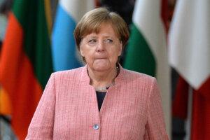Ангела Меркель, фото: РИА Новости