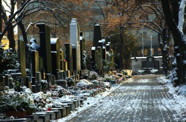 Кладовище, фото: Вікіпедія
