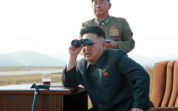 Безумный Ким впервые приехал в Южную Корею: как это было