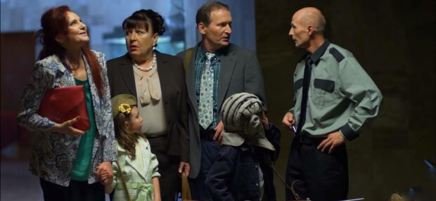 Свати, фото: скріншот з серіалу