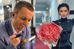 Оля Цибульская и Григорий Решетник, фото: Instagram