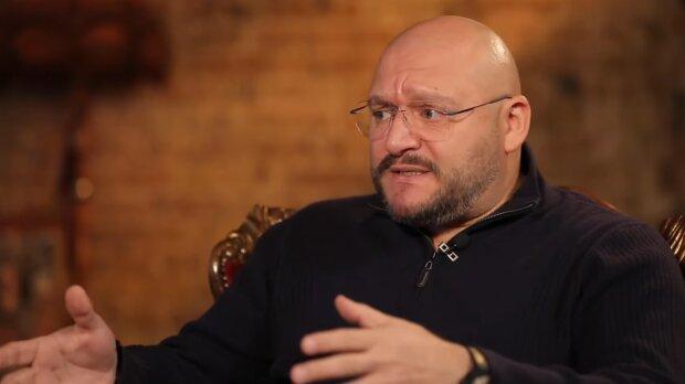 Михайло Добкін, кадр з інтерв'ю: YouTube Vласть vs Vлащенко