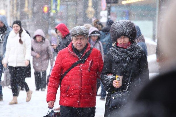 В Україну мчить арктичний жах: мороз до -30 і потужні хуртовини