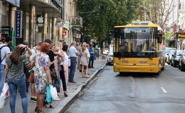 Львів'яни вигадали ноу-хау для громадського транспорту: без них як без рук