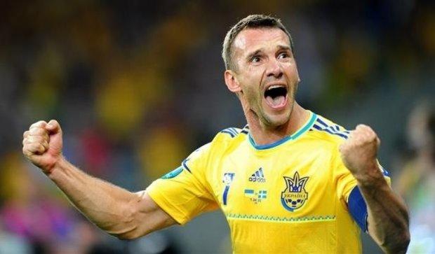 Шевченко став одним з кращих футболістів Ліги чемпіонів