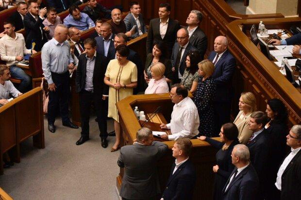Кэшбэка не будет: нардепы Порошенко заблокировали важный закон