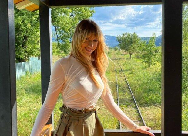 Леся Нікітюк, фото: прес-служба Нового каналу