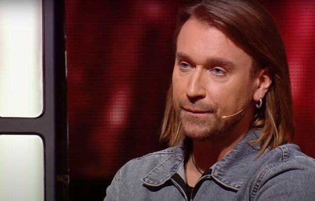 Олег Винник, скріншот з відео