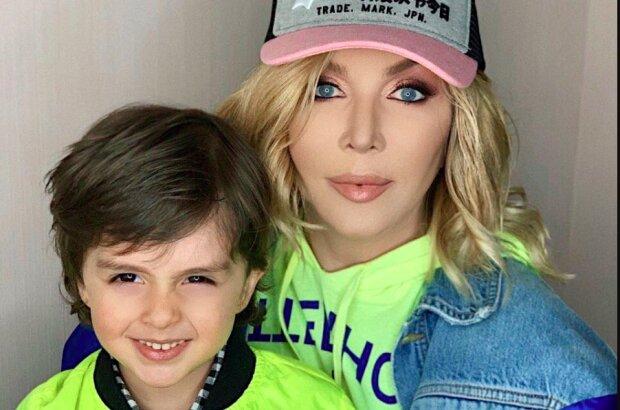 """Билык с маленьким сыном Табризом снялись для модного глянца: """"Красавчик, уже видно"""""""
