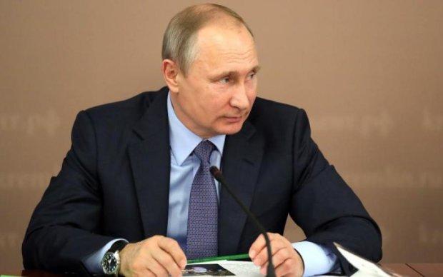 Московські грабіжники виявились ввічливими, як Путін