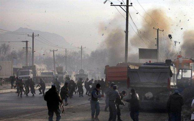 Кровавый теракт в Афганистане: десятки жертв и раненых
