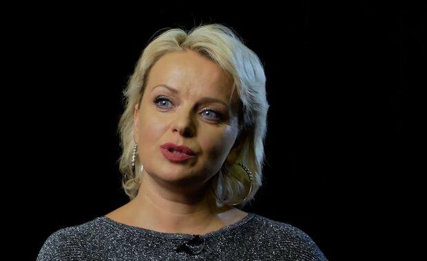 Ірма Вітовська, скріншот з відео