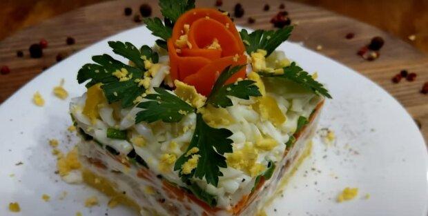 Топ легких салатів швидкого приготування: без мішка продуктів і дуже смачно