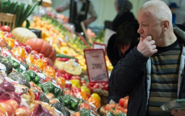 Українців вразили ціни на головні продукти