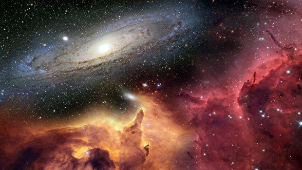 Ученые нашли древнейшие звезды в Млечном Пути: видели, как рождается Вселенная