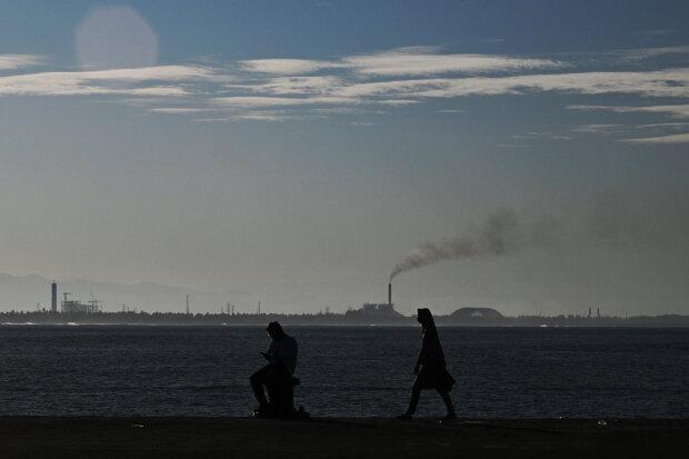 ТЕС, ТЕЦ, опалення, забруднення повітря // фото Getty Images