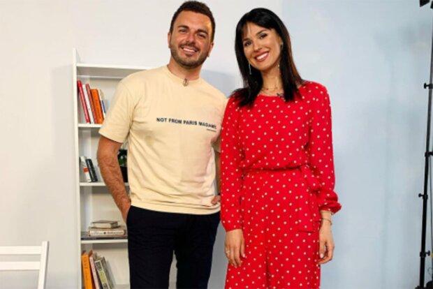 Григорій Решетник та Марія Єфросиніна, фото з instagram