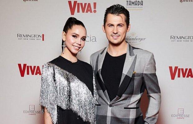 Евгений Кот с супругой. Фото: Viva.