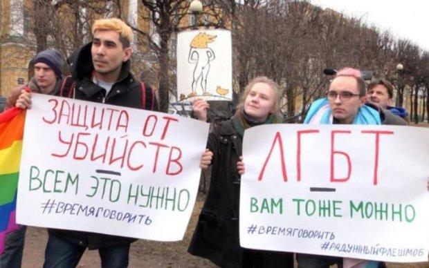 Чеченці жорстоко розправилися із гомосексуальним бійцем Росгвардії