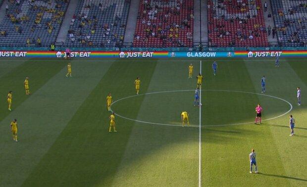 Матч Україна - Швеція