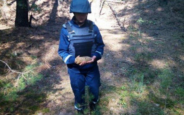 Диверсант Захарченко попался СБУ с бомбой в руках