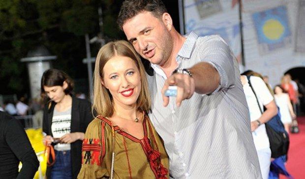 Собчак покрасувалась на фестивалі в Сочі в українській вишиванці