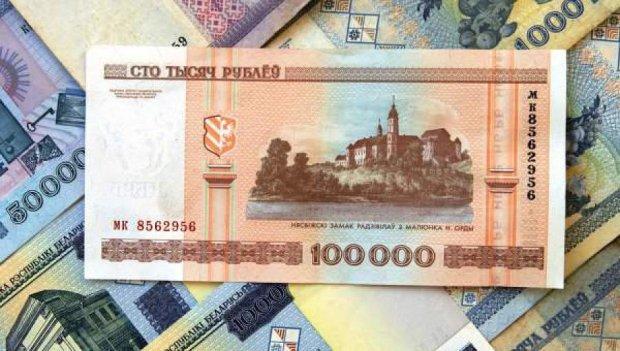 Гривна обесценивается быстрее чем рубль