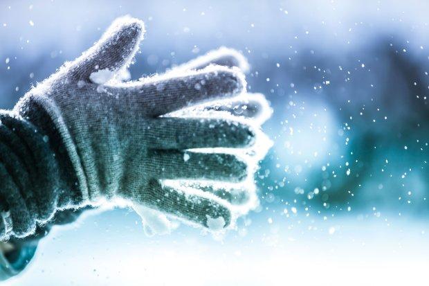 Готовимся к морозам: что делать при обморожении