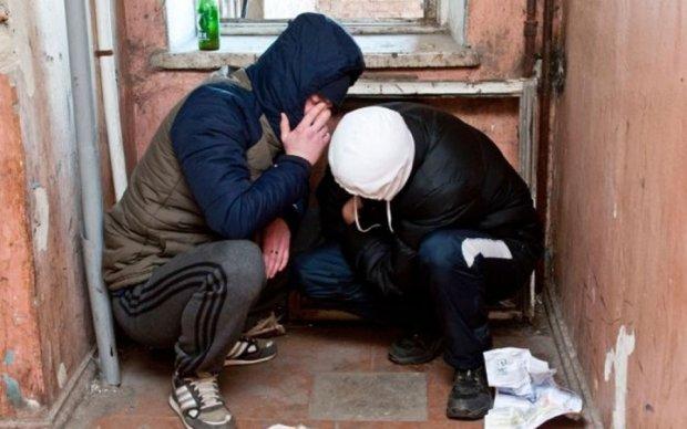 Полтавська секта перетворила півсотні наркоманів й алкоголіків на рабів