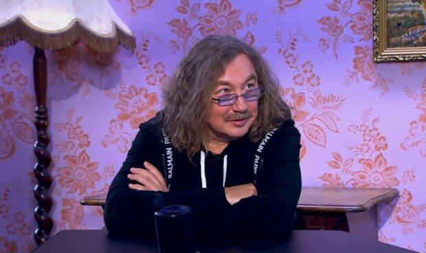 Игорь Николаев, скриншот с видео