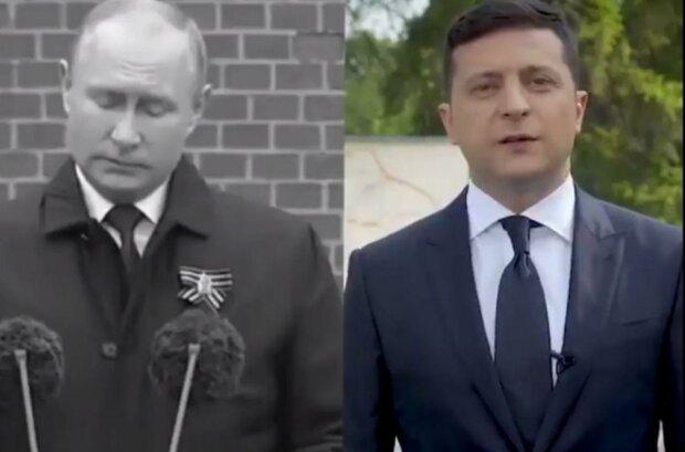 """Путін програв Зеленському та """"впав"""" в очах росіян у День Перемоги - """"Сказав, як Гітлер"""""""