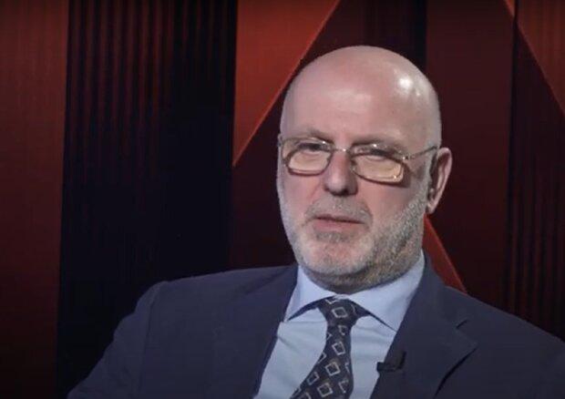 Грігол Катамадзе, скріншот відео