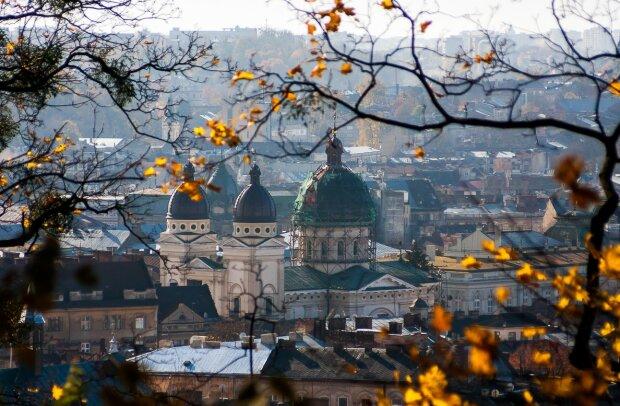 Погода у Львові, фото: То є Львів