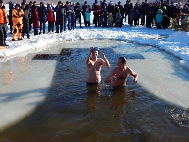 Крещение в Украине