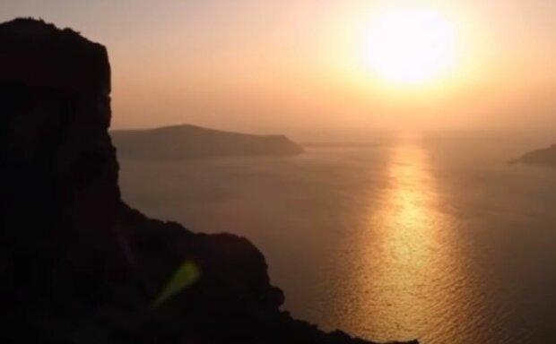 Море, скриншот: YouTube