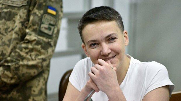 """Савченко объяснила, как будет происходить обмен военнопленными: """"Помилования не существует"""""""