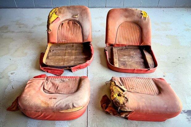 Крісла від Corvette, carscoops